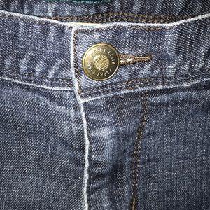 Perry Ellis dark denim wash jeans
